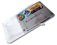 ☆ ☆ Super Nintendo Protectors: 10x  SNES Schutzhüllen CART Protector  ! ☆ ☆