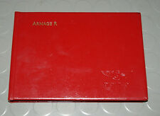 2004 Bentley Arnage R Owners Manual HandBook / Book