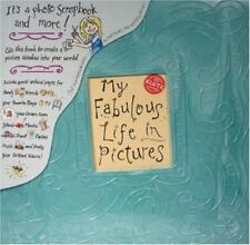 NEW My Fabulous Life in Pictures by Klutz-Children's Scrapbook/ Craft Book