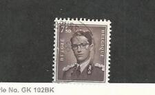 Belgium, Postage Stamp, #463 Used, 1958