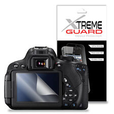 Genuine XtremeGuard LCD Screen Protector Cover For Canon EOS 700D, EOS Rebel T5i