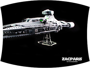 DISPLAY STAND for Star Wars Lego 75315 Imperial Light Cruiser - Strong as!