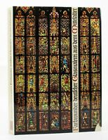 GERMAN STAINED GLASS FROM THE MIDDLE AGES by E. Witzleben 1967 1st German Ed
