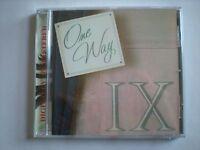 CD Album One Way( IX ) 1986 New/Neuf S/S Sealed