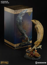 MOSASAUR STATUE SIDESHOW DINOSAURIA BOWEN AMBER VERSION LIMITED TO 400 SOLD OUT