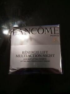 Lancome Renergie Lift Multi-Action Night cream 2.6 oz