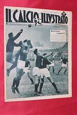 Rivista Sportiva IL CALCIO e il CICLISMO ILLUSTRATO Anno 1950 N°45 RISCOSSA COMO