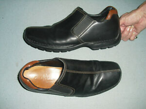 Cole Haan Mens Zeno Loafer Casual Black Leather Slip On Shoes Sz 8.5 M