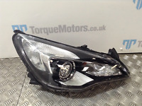 Astra J VXR GTC Drivers side xenon Headlight Damaged