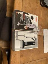 Bamix DeLuxe Hand Blender Ex Demo Ideal World Pristine Condition Ref J3 READ...