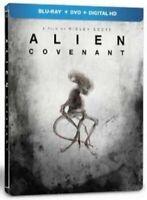 Alien: Covenant (Blu-ray+DVD+Digital, 2017; Only @ Best Buy Steelbook) NEW
