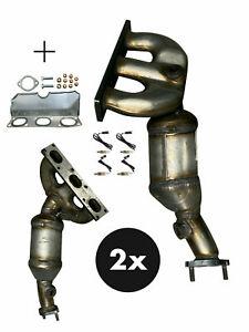 2x NEU Katalysator BMW 3 E46 320i / 323i / 2.8 150 PS - 193 PS KAT 11627503675