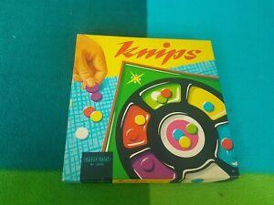 VINTAGE Knips Spear Spiel 50er  Flohspiel komplett vollständig super erhalten