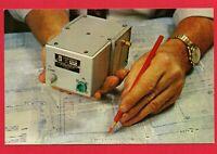 DC-18 GHZ PROGAMMABLE MOTORIZED STEPATTENUATOR ELECTRONICS ADV BOMBAY POSTCARD