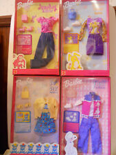 Barbie Fashion Avenue ANIMATION Floff Jumpkey Bunny Bear 2001