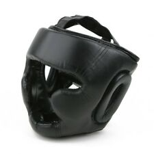 MMA Boxing Leather Leather Head Guard