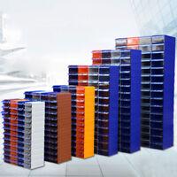 Drawer Cabinet Storage Organizer Hardware Plastic Parts Craft Tool Box Garage