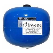 Zilmet Serbatoio autoclave 24 litri 8 bar sfera membrana intercambiabile pozzo