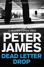 Dead Letter Drop by Peter James (Paperback) NEW BOOK
