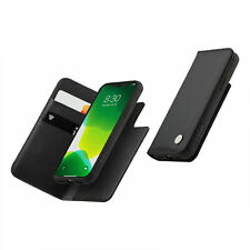 "Moshi Overture Case with Detachable Magnetic Wallet for iPhone 11 Pro 5.8"" Black"