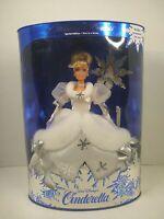 Holiday Princess Disney's Cinderella 1996 Mattel Barbie Special Edition 16090