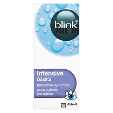 Blink Intensive Tears Gouttes oculaires protectrices 10ml (blink001)