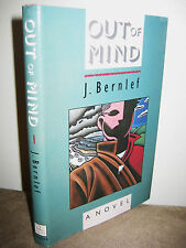 1st Edition OUT OF MIND J. Bernlef FIRST PRINTING Classic DUTCH Fiction NOVEL