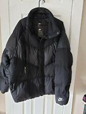 Nike Sportswear Down Fill Jacket Black 928893 010 Mens Size XL