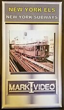 Mark I Video - NEW YORK ELS AND SUBWAYS - DVD