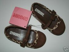 NWT Gymboree TEACHERS PET Leopard Mary Jane Shoes 02 2