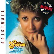 GITTE - ICH BIN KEIN KIND VON TRAURIGKEIT (ORIGINALE)  CD NEU