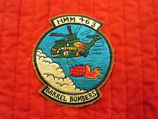 HMM 463, BARREL BOMBERS, MARINE CORPS, VIETNAM