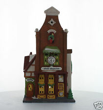 Music Emporium #55312 1992 Christmas in the City Retired Department 56