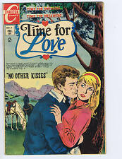 Time for Love #3 Charlton Pub 1968