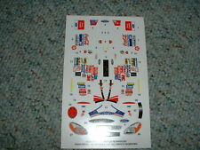 Revell Monogram Decals Quality Care Taurus CC