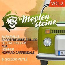 Gregor Meyle Präsentiert Meylensteine 2 von Various Artists (2017) 2CD Neuware