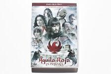 ÁGUILA ROJA LA PELÍCULA - DVD - NO INCLUYE BLU RAY