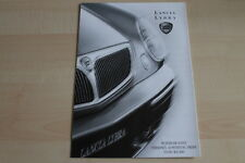 96875) Lancia Lybra + SW - Preise & tech. Daten & Ausstattungen - Prospekt 05/20