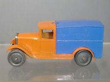 "VINTAGE MECCANO/ DINKY TOYS MODEL No.22d DELIVERY VAN  2nd VERSION  ""MEGA RARE"""