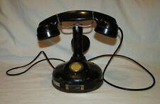 TELEPHONE ANCIEN BAKELITE 1934 THOMSON Houston Paris