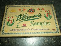 Whitman Sampler Box 9 x 5 x 2 inches