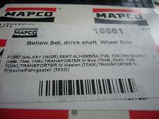 MAPCO 18881 Bellow Set, drive shaft
