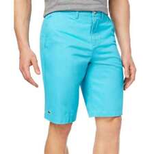 New Lacoste Classic Gabardine Bermuda Shorts Mens Chinos Lacoste NEW Authentic