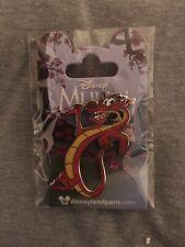 Disney Pin Mushu Dragon From Mulan Disneyland Paris DLRP DLP