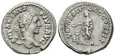 CARACALLA. Denario. (Ar. 3,11g/19mm). 209-212 d.C. Roma. (RIC 204). MBC.