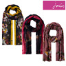Joules Wensley Printed Scarf **FREE UK Shipping**