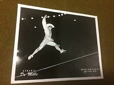 "Dynamic De Mille Bright New Star Of The Tight Wire Advertising 8""X10"" Photograph"