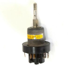 Porsche 911 912 SWB Headlight Switch 90161321200 Original Used