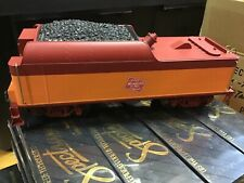 Rare steam engine tender LN Aristocraft Milwaukee Chicago pacific SOUNDS,G scale