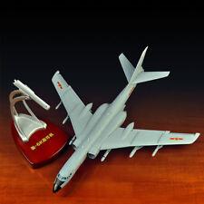 New Advanced Alloy 1:72 H-6K Strategic Bomber Fighter Aircraft Simulation Model